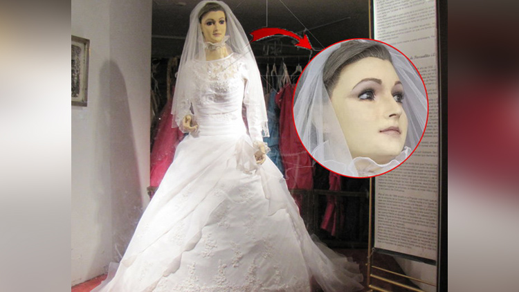La Pascualita The Mannequin Corpse Bride of Mexico