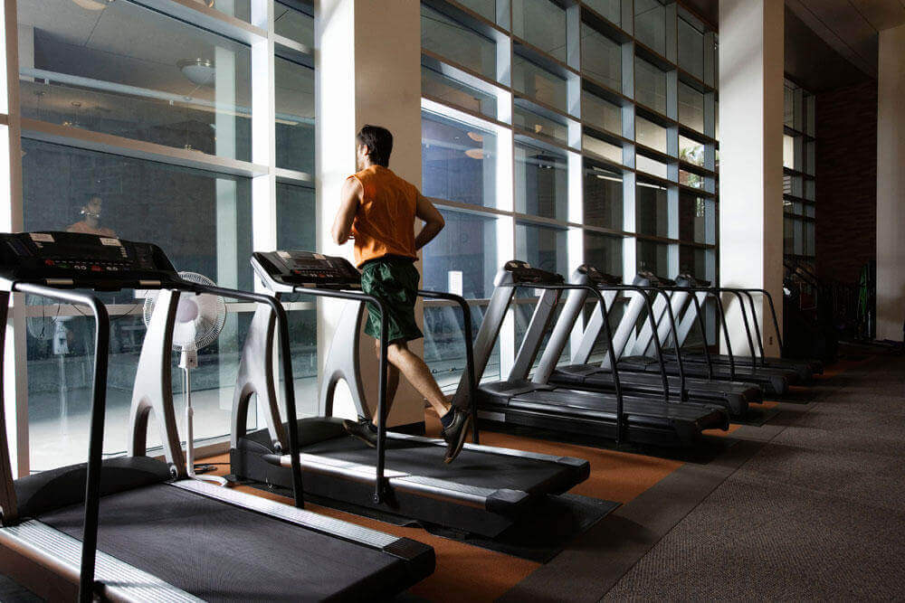there is many uses of treadmill expect exercise