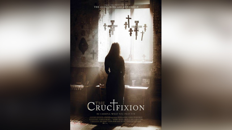 the crucifixion trailers out