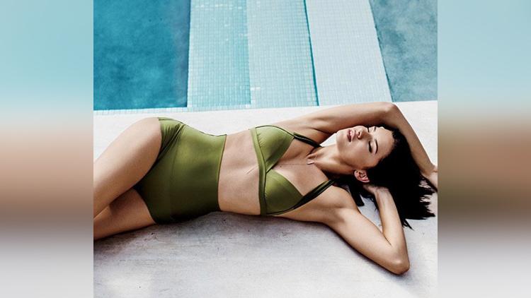 Adriana Lima Photoshoot For Ocean Drive Magazine
