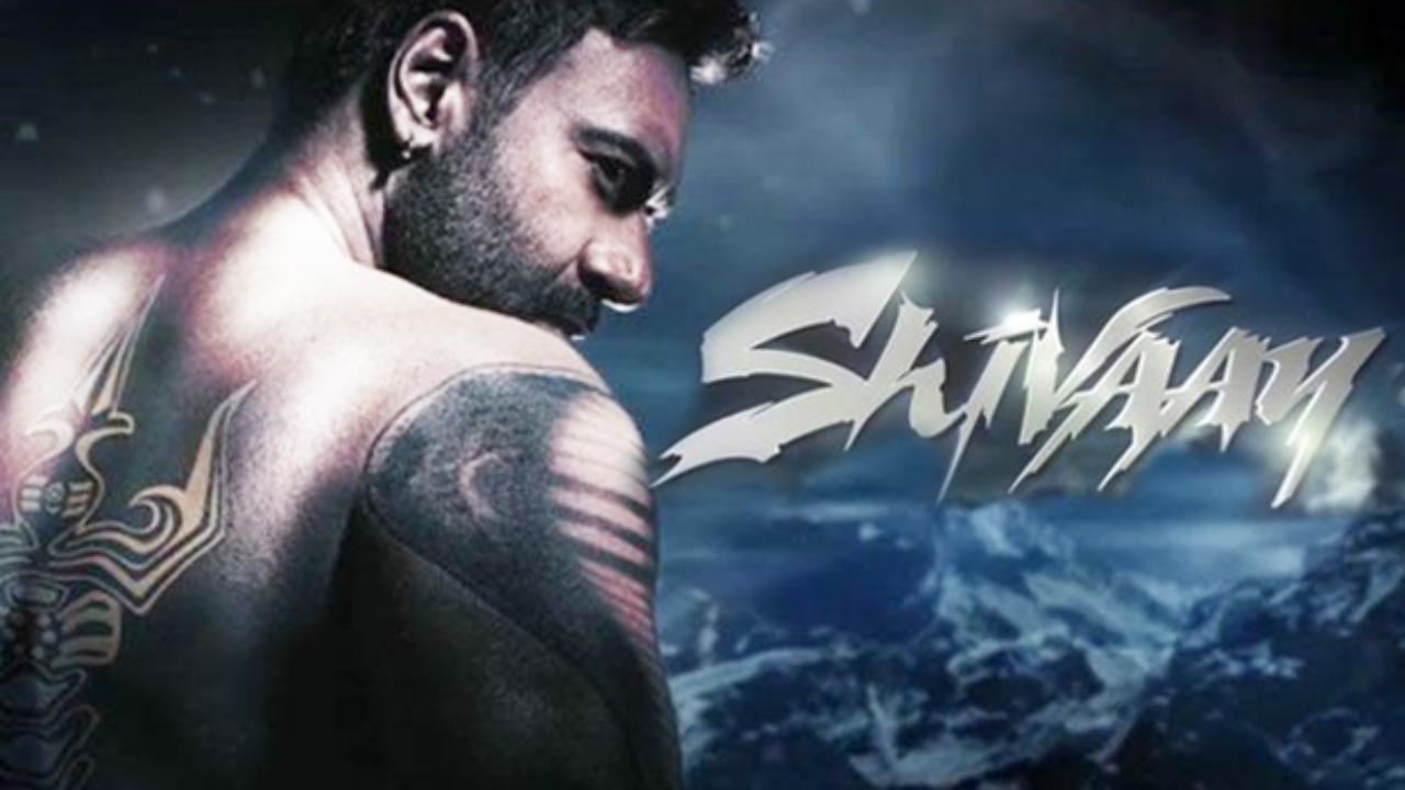 second trailer of shivaay movie is released