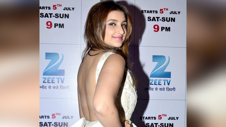 Parineeti Chopra makes her big television debut