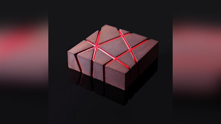 Architectural Designer Uses Her Skills To Bake Geometrical Cakes