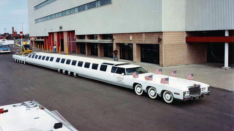 worlds longest car