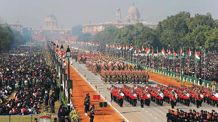 new delhi republic day parade
