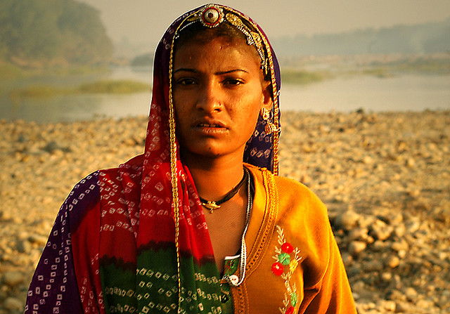 This is much more powerful and beautiful tribal woman