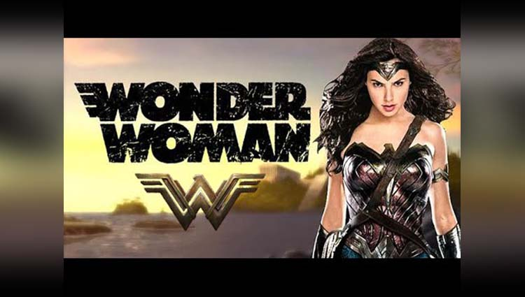 Trailer Out-After Spider-Man, Batman And Superman It's Time For Wonder Woman