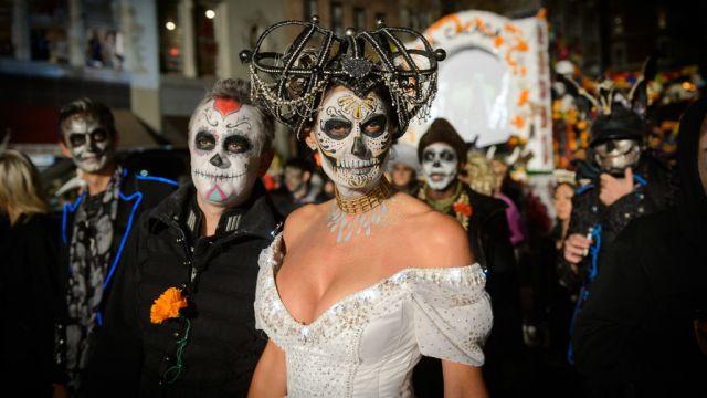 halloween day festival
