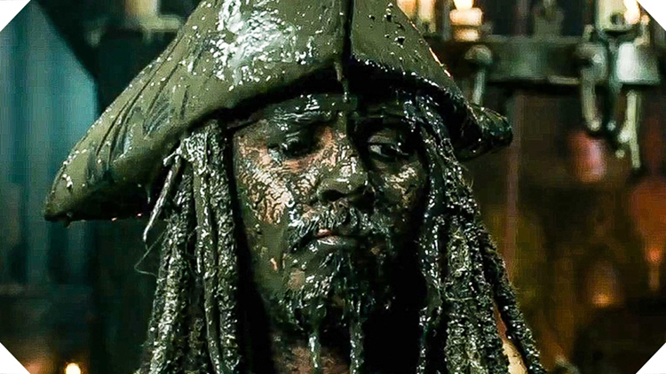 Pirates of the Caribbean Dead Men Tell No Tales Official Teaser Trailer