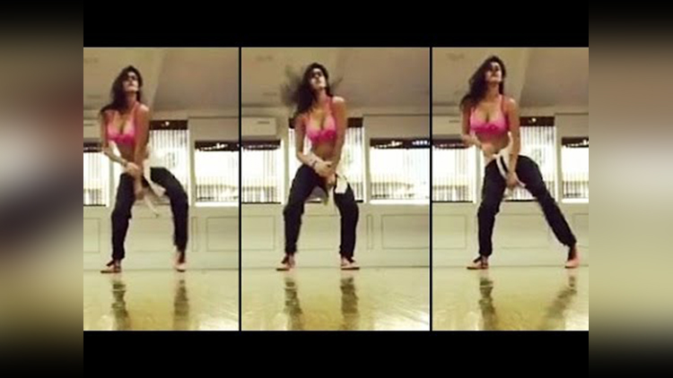 Must Watch-Disha Patni Killing It With Her Grooves And Moves In This Video
