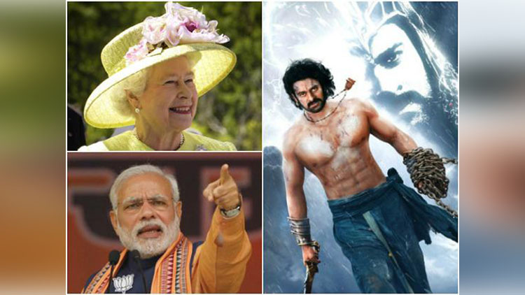 Omg!Bahubali 2 To Be Watched By Queen Elizabeth And Pm Modi