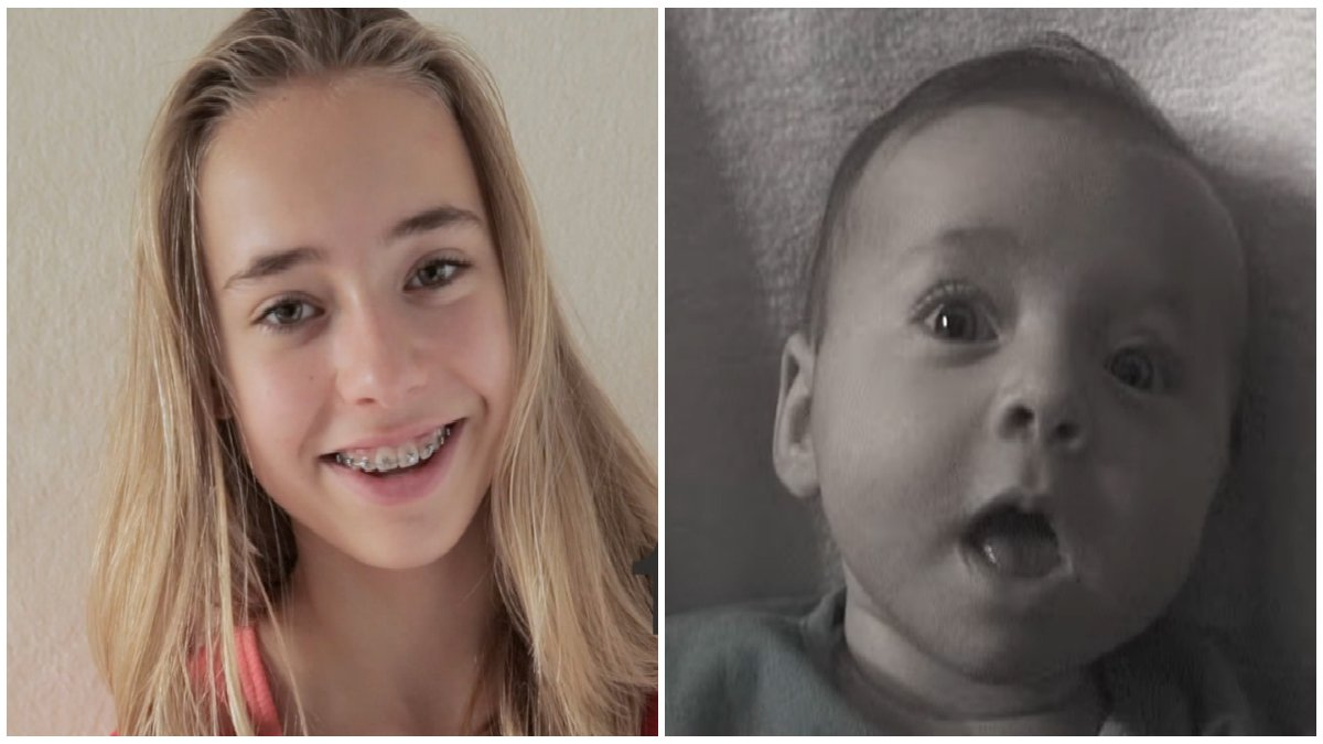 father make a video of his daughter to 14 years