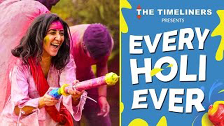 Every Holi Ever The Timeliners