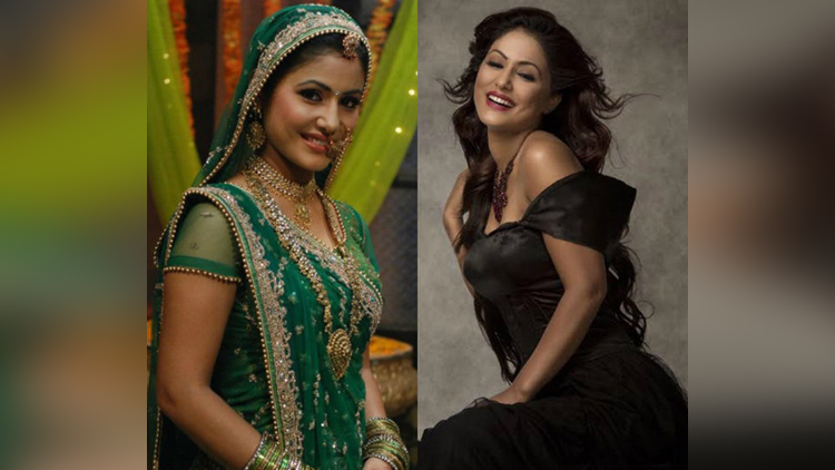 Hina Khan beautiful and bold photoshoot