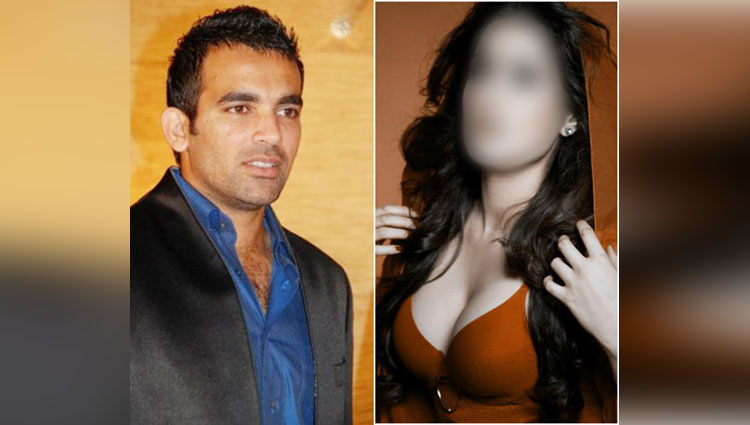Actrees Sagarika Ghatge Relationship with Zaheer Khan