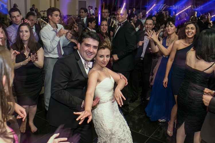 different types of wedding dance