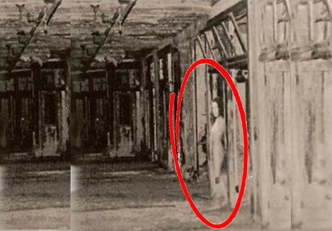 girl ghost appears in this hospital