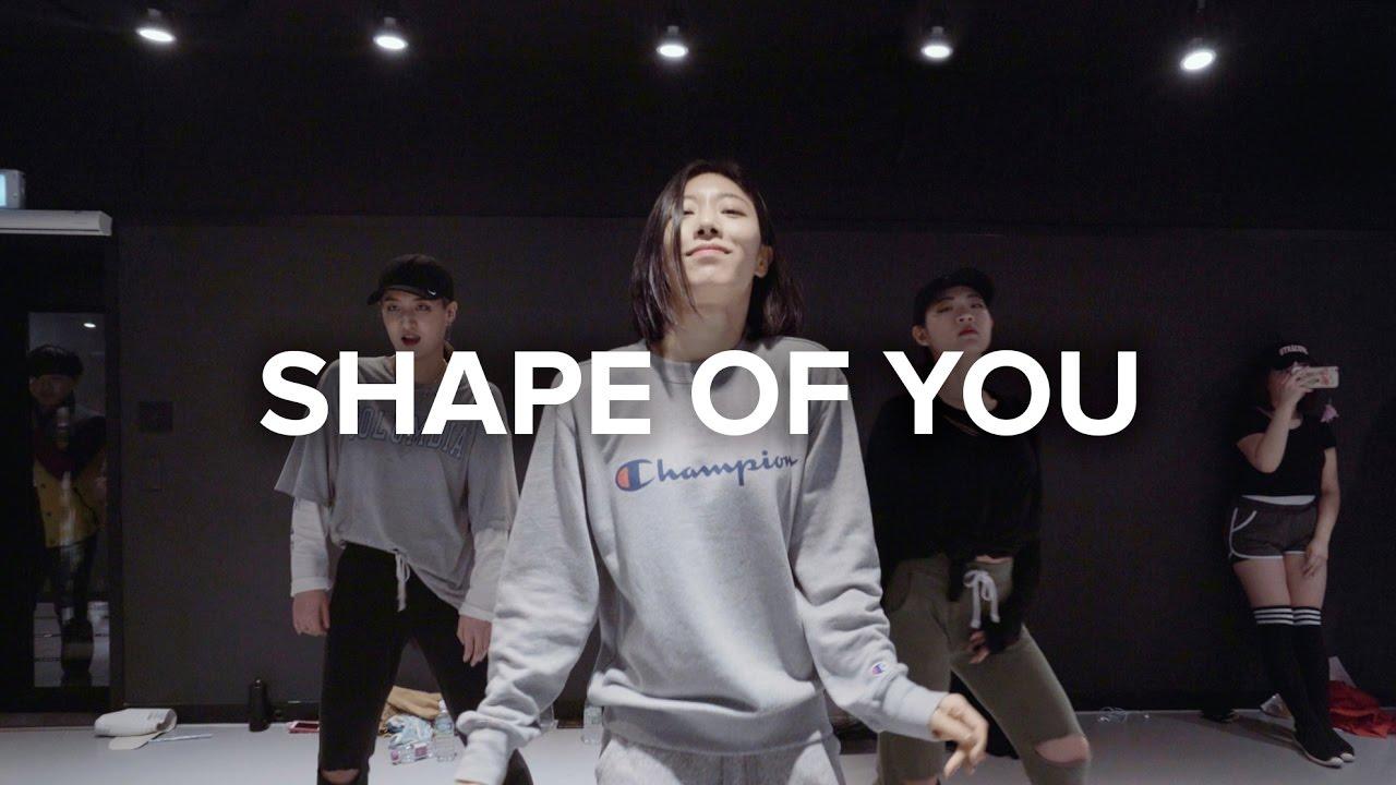 Shape of You Ed Sheeran Lia Kim Choreography