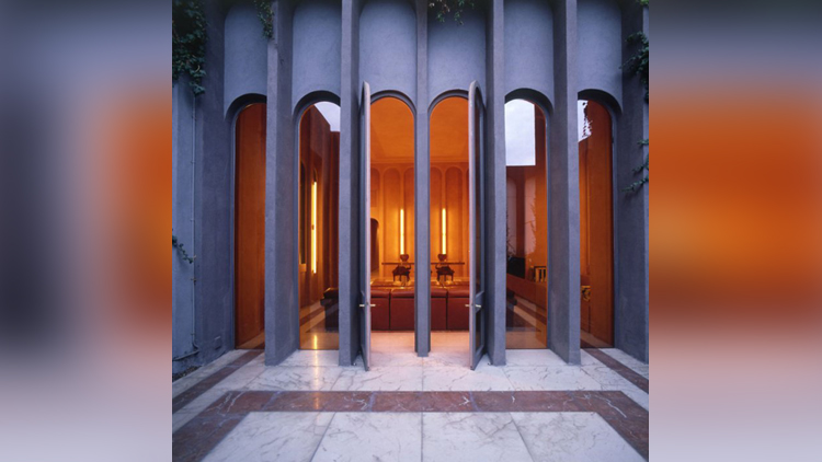 Architect Turns Cement Factory Into His Own Home
