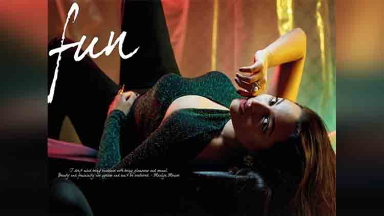 sonakshi sinha latest filmfare magazine photoshoot