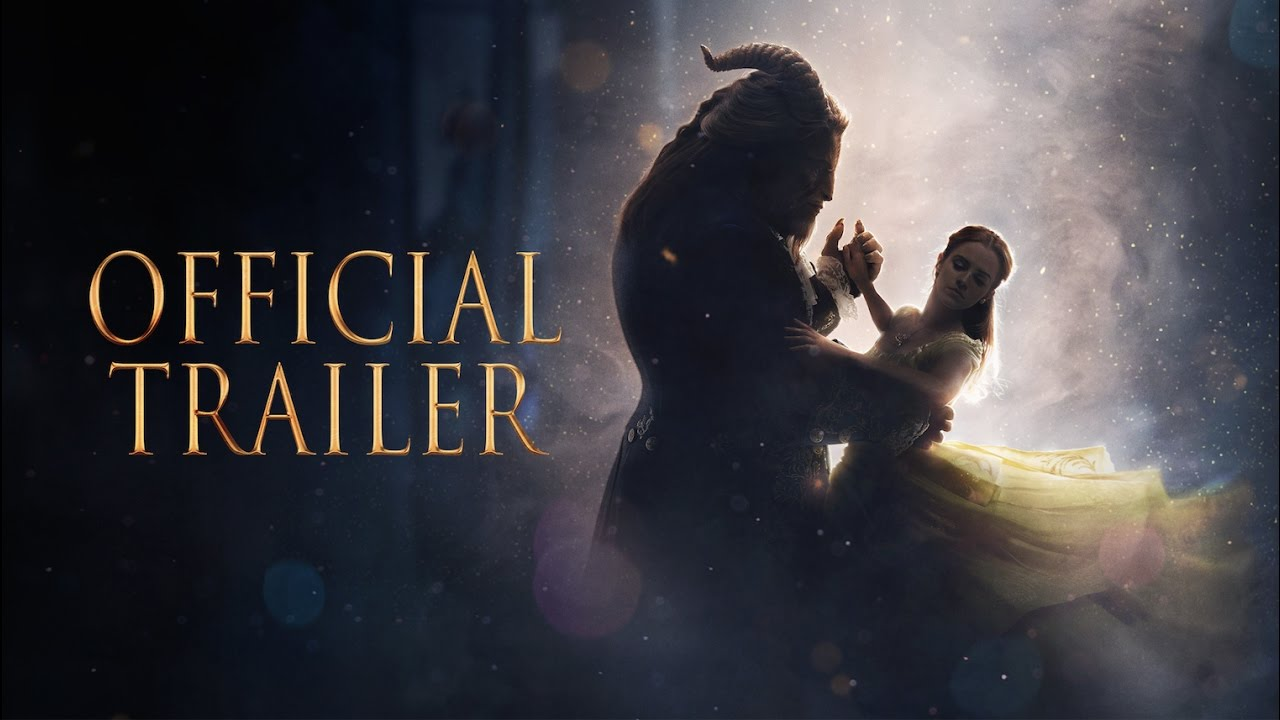 Official Trailer of Beauty and the Beast