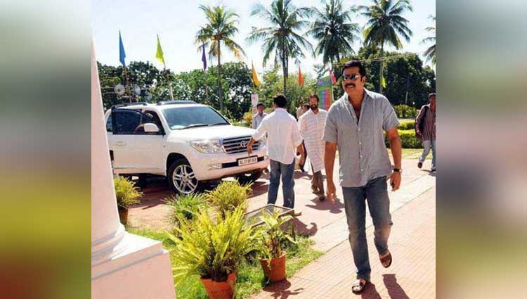 Superstar Mammootty Have 369 Cars