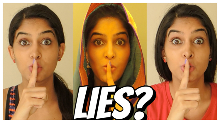 Things Indian Girls Lie About