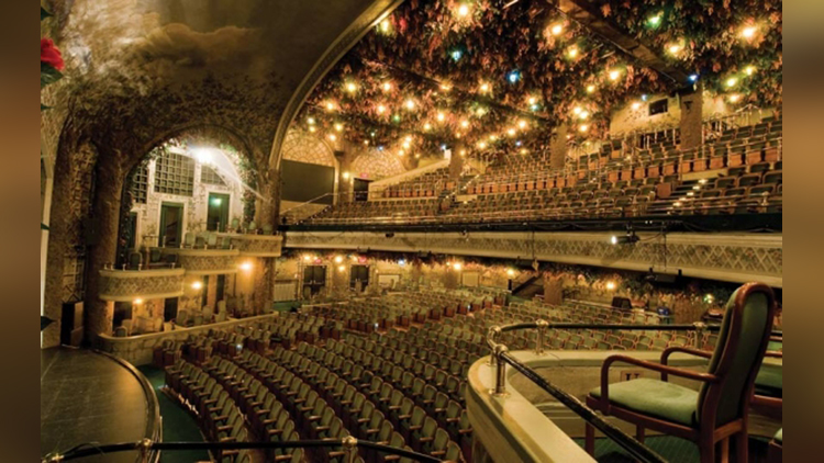 Most Beautiful 10 Theatre Around The World