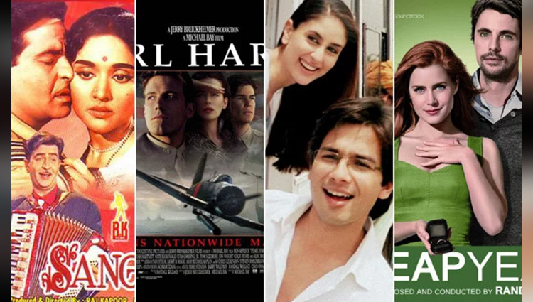 hollywood movies that are copied from bollywood