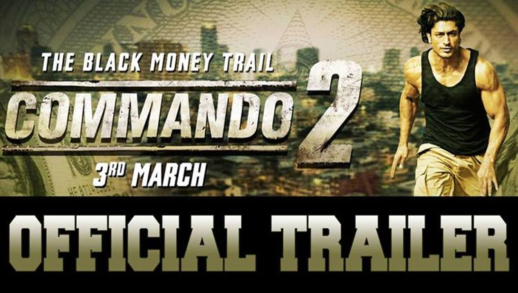 commando 2 official trailer released