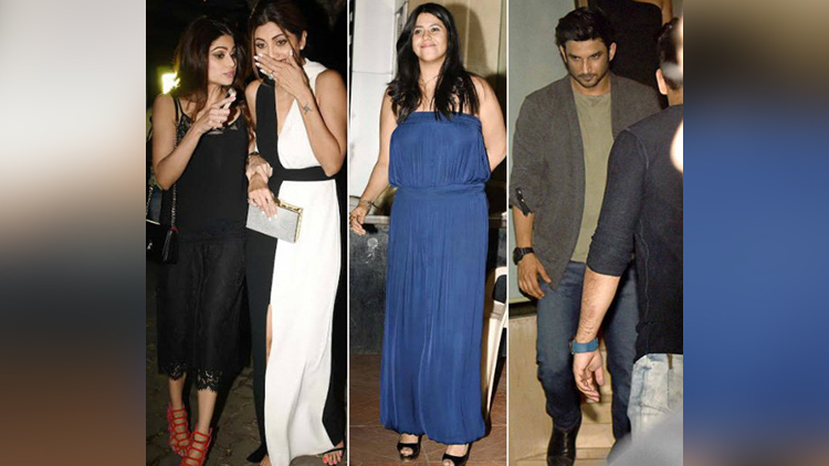 ekta kapoor get together party pictures