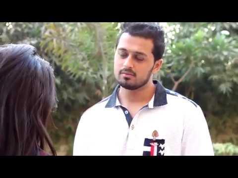 girl showoff reply by delhi boy