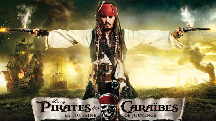 Pirates Of The Caribbean 5 latest trailer