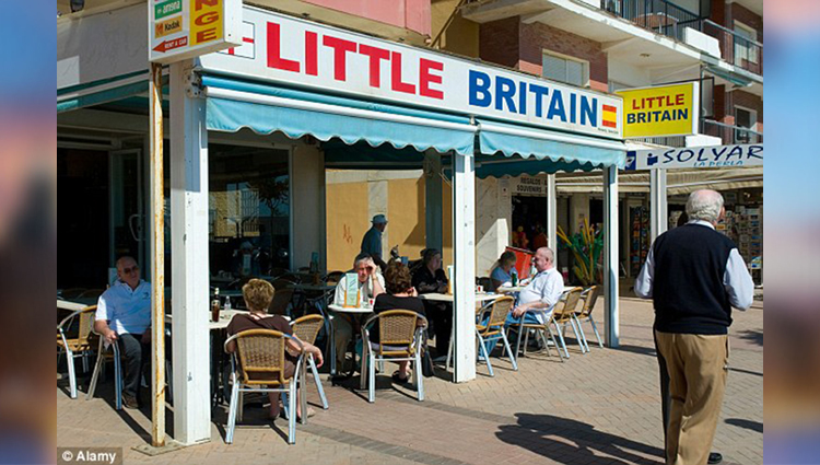 britain cafe deny to give discount to a little child