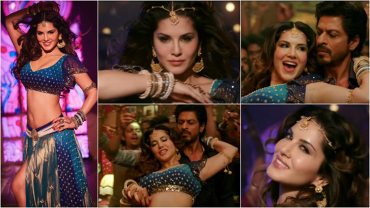 indori people dance on sunny leone song of raees