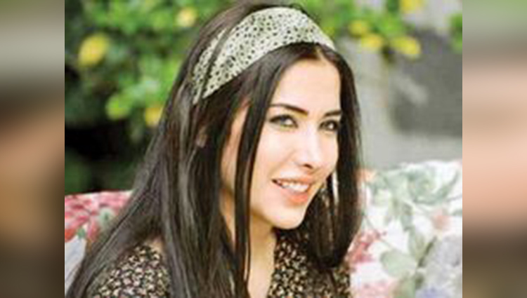 beautiful actress models of syria