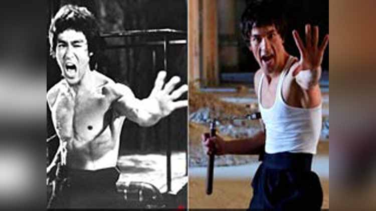 OMG! Bruce Lee is Back and He is Stealing Everyone's Heart on the Internet!