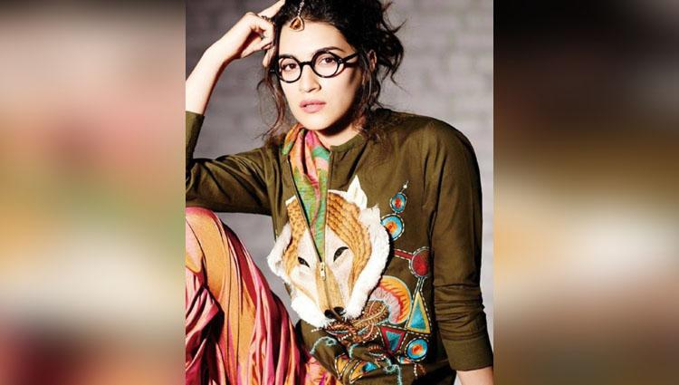 kriti sanon photoshoot for Cineblitz India magazine