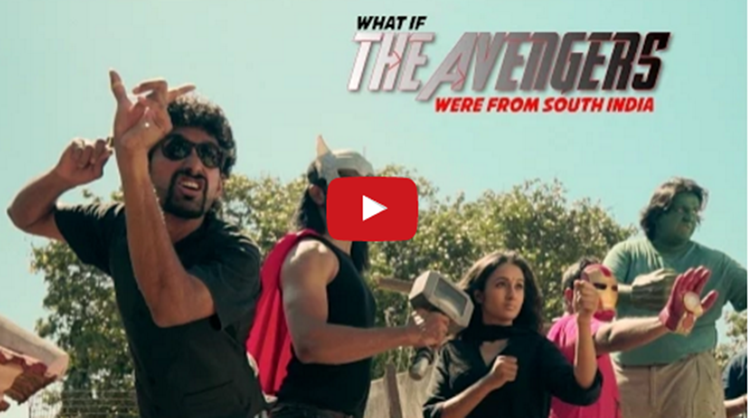 What if The Avengers Were From South India