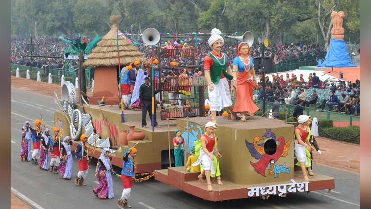 Republic Day celebrations across different states
