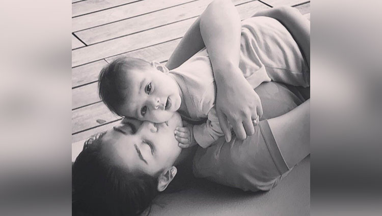 This New Adorable Picture Of Misha Kapoor Which Is Posted By Shahid Kapoor Will Blow Your Mind