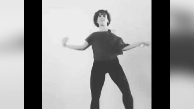 Dangal Girl Sanya Malhotra Killer Dance Moves