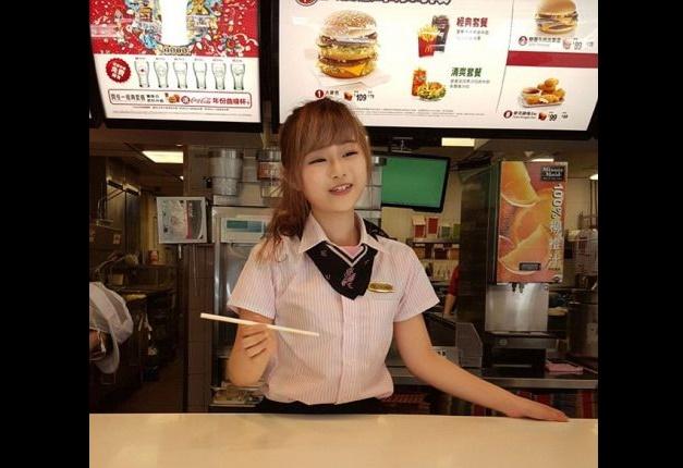taiwans beautiful girl