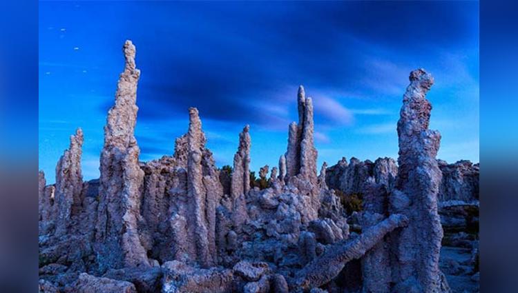Bizarre Rock Towers,