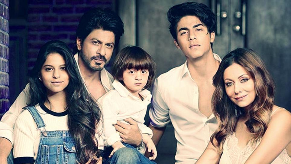shahrukh family