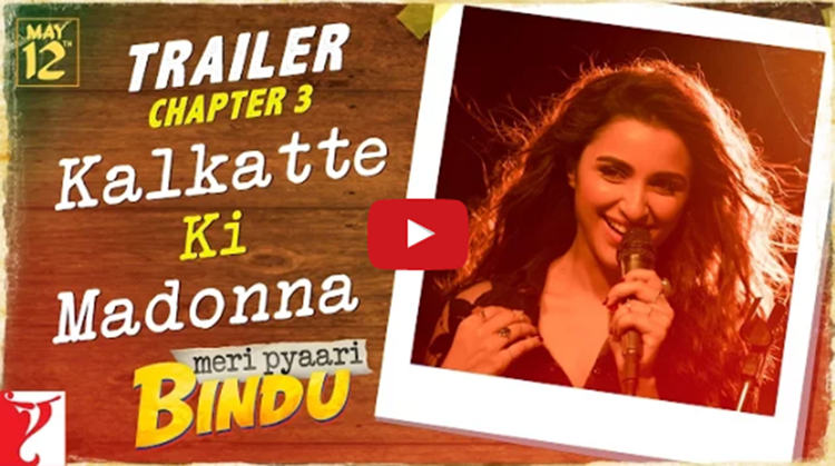 Meri Pyaari Bindu official trailer
