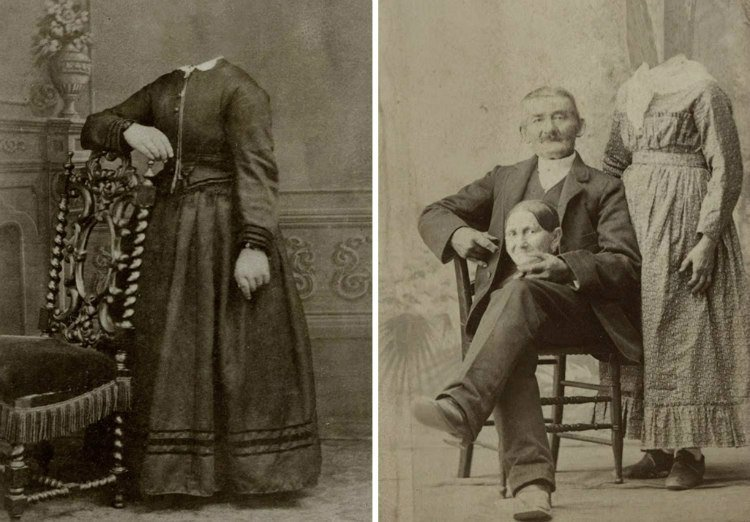photo editing in 19th century