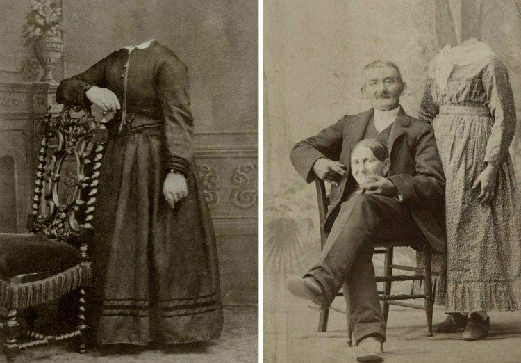 photo editing in 19th century