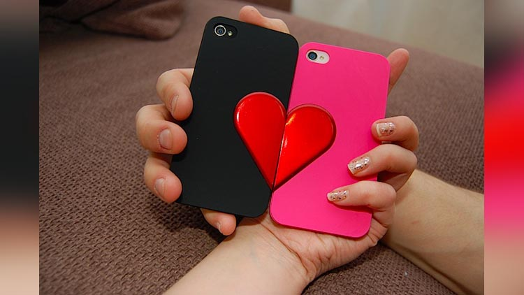 Valentine Day Gift Smartphone Covers