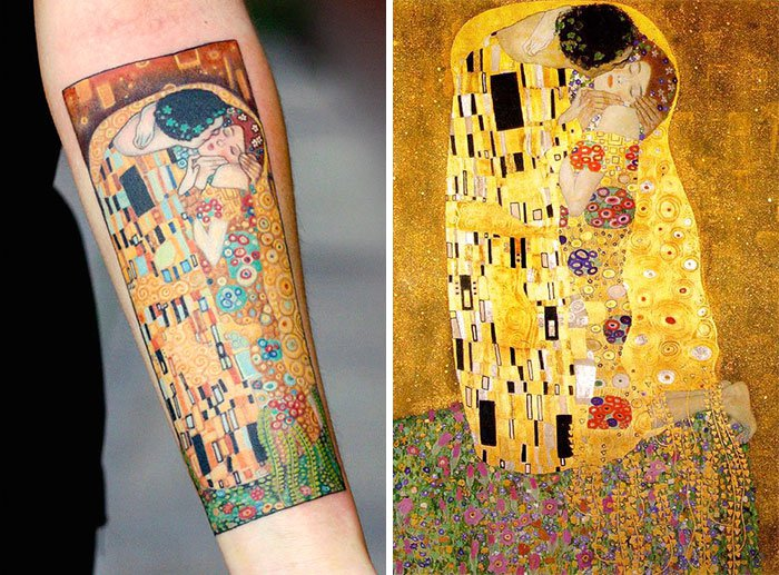 art tattoos trending